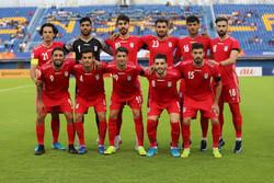 ترکیب تیم فوتبال امید برای دیدار با چین اعلام شد