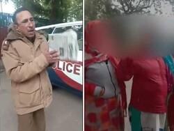 بھارت میں خاتون کی لپ اسٹک کی تعریف کرنے والا پولیس اہلکارمعطل