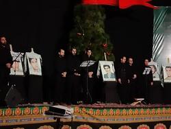 اجرای قطعه موسیقی به یاد شهید سپهبد قاسم سلیمانی