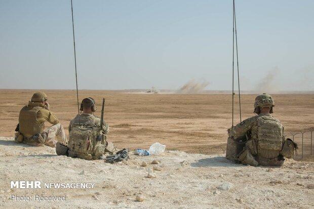 پایگاه عین الاسد پیش از سیلی ایران