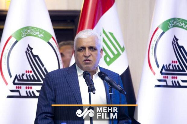 عراقی قومی سلامتی کونسل کے سربراہ کا خطاب