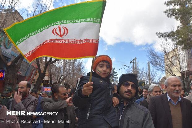 راهپیمایی دفاع از سپاه پاسداران در تبریز برگزار میشود