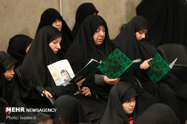 مراسم بزرگداشت سردار شهید حاج قاسم سلیمانی در حسینیه امام خمینی (ره)