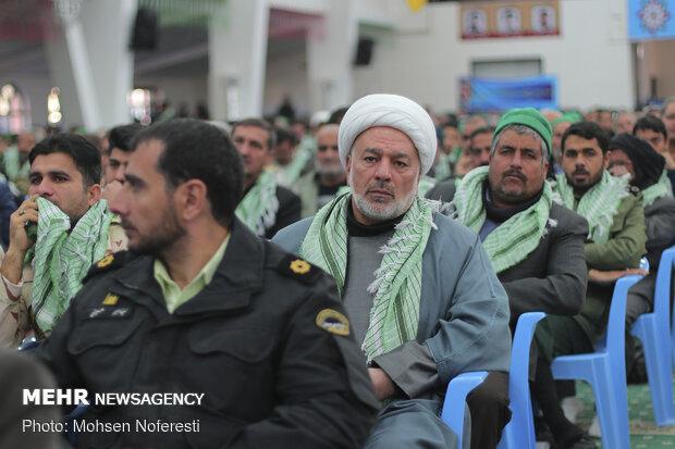 اجلاسیه ۱۴۱ شهید سادات خراسان جنوبی