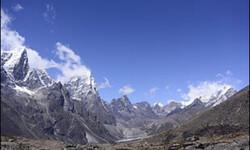 گرمایش جهانی، قله اورست را سرسبز میکند