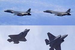 جنگندههای اف ۲۲ آمریکا منطقه خلیج فارس را ترک کردند