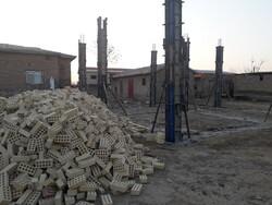 عملیات عمرانی ۳۸۱۸ واحد مسکونی سیل زده گلستان به پایان رسید