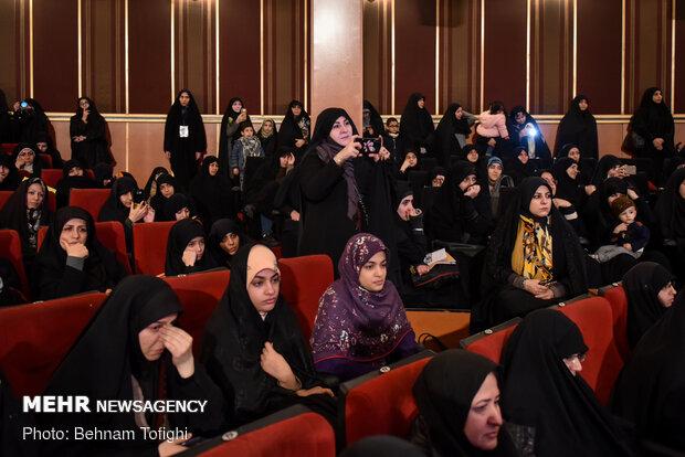 اختتامیه دهمین جشنواره مردمی فیلم عمار