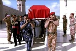 VIDEO: Sultan Qaboos' funeral procession in Oman