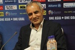 FIFA approves Baharvand as head of Iranian football federation