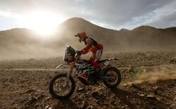 رقابتهای رالی داکار ۲۰۲۰ در صحرای عربستان