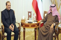 Iran, Kuwait review regional issues