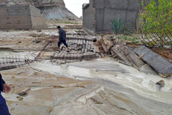 Flood hits Qeshm Island