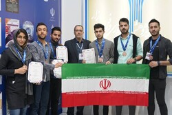 Iranian students win bronze medals at KIDE 2019