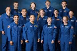 ۱۳ فضانورد برای سفر به ماه به ناسا پیوستند