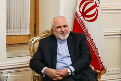 ظریف با مشاور امنیت ملی هند دیدار کرد