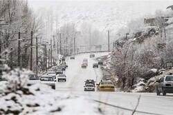 ایران کے مشرقی علاقہ میں شدید برف باری