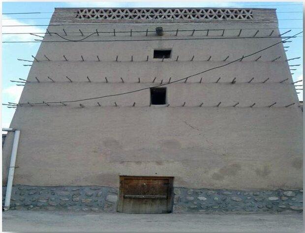 کبوترخانه تاریخی بناب مرمت شد