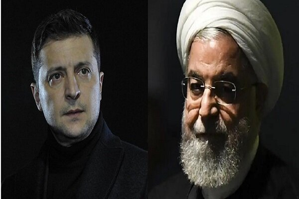 Rouhani, Zelensky to hold phone talk: report