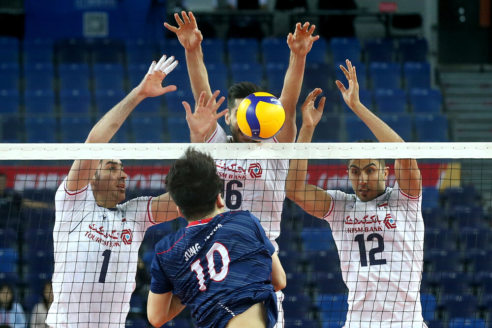 Iran Edge Korea To Book A Place At Olympic Qualification Tournament Final Tehran Times