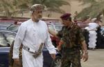 وفد قيادي من حماس يزور سلطنة عمان