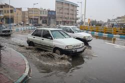 ورود سامانه بارشی شدید به قم از دوشنبه/ احتمال وقوع سیل