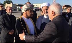 Iran's Zarif in Muscat to attend Sultan Qaboos commemoration