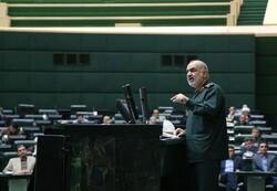 مجلس الشورى الاسلامي يعلن دعمه للحرس الثوري