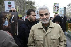 Qassem Soleimani, commander of Iran's Quds Force. (Photo AP)