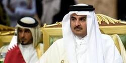 Qatar's Emir Sheikh Tamim bin Hamad Al Thani