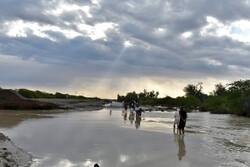 Sistan ve Belucistan'daki şiddetli yağış hayatı olumsuz etkiledi