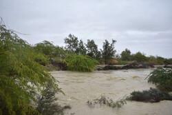 فيضانات تجتاح جنوب شرق إيران