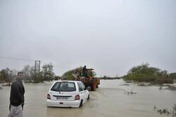 سیستان اور بلوچستان میں سیلاب سے نقصانات
