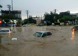 One dead, one missing as flooding hits southern Iran