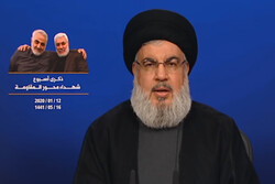 Haj Qasem accompanied Lebanon in 33-Day War: Nasrallah