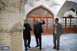 New restoration season starts on historical mosque in Zanjan