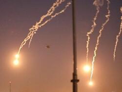 عراق میں البلد میں امریکی ايئر بیس پر 8 راکٹوں سے حملہ