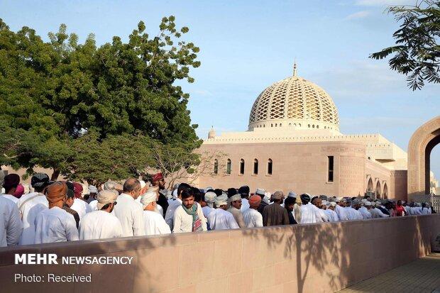 درگذشت پادشاه عمان سلطان قابوس