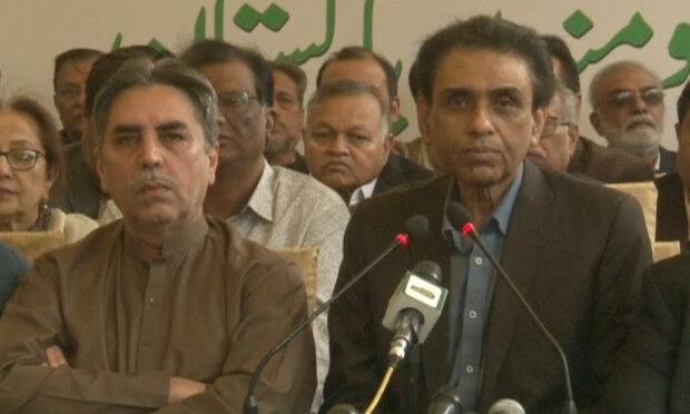 ایم کیو ایم کا پاکستان کی وفاقی کابینہ سے الگ ہونے کا اعلان