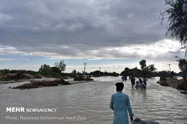 بیش از ۲۰ هزار واحد مسکونی در سیستان و بلوچستان دچار خسارت شد
