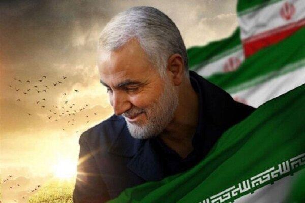 خادمیاران شهرستان مهریز آیین نکوداشت شهید سلیمانی را برگزار کردند