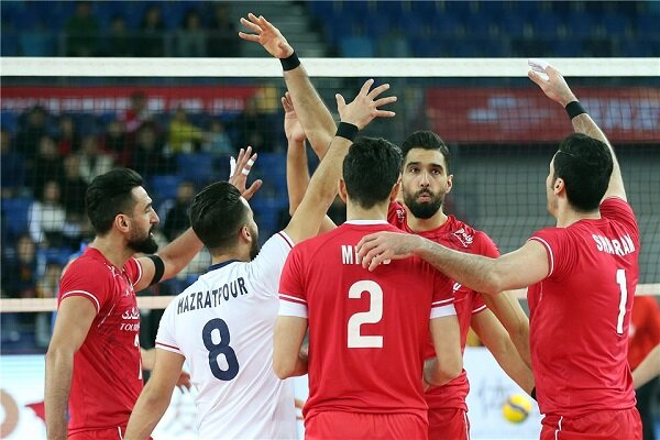 Iran volleyball qualify for Tokyo 2020