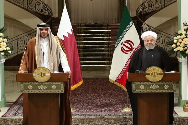 Iran to stand by Qatar: Pres. Rouhani