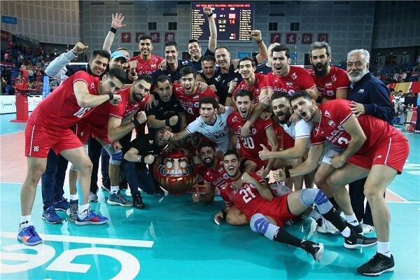 تلخ و شیرین والیبال ایران در راه المپیک/صدای اعتراض کاپیتان درآمد,