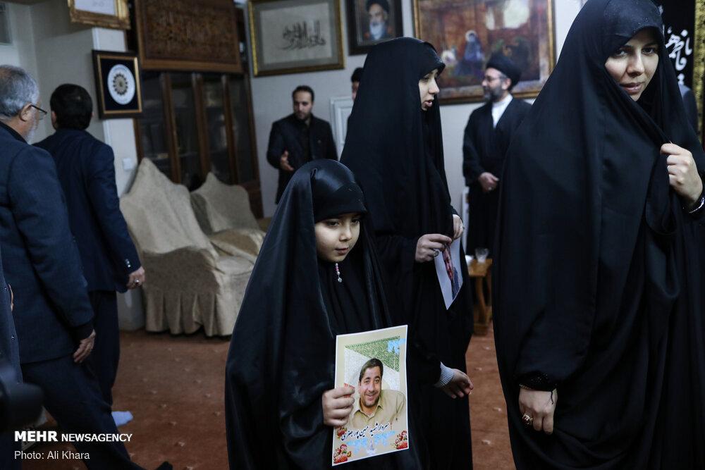 «ما رایت الا جمیلا»؛ یک روز در منزل شهیدان حاج قاسم سلیمانی و ابومهدی المهندس
