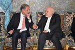 وزیرخارجه پاکستان با ظریف دیدار کرد/ رایزنی درباره روابط دو جانبه و مسائل منطقه