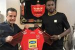 Persepolis signs Nigerian striker Osaguona
