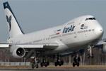 Iran Air flights to European destinations underway