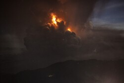 VIDEO: Famous Krakatoa volcano erupts in Indonesia