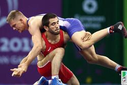 قهرمانی آزادکار عنواندار روسیه در ترکیب تیم ازبکستان